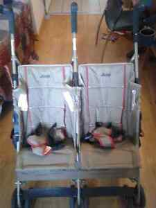 A Jeep double stroller Kitchener / Waterloo Kitchener Area image 1