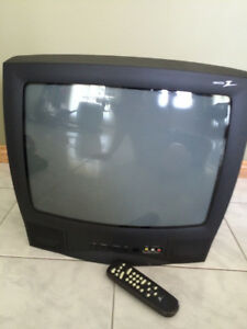 19 INCH ZENITH Z TELEVISION WITH REMOTE