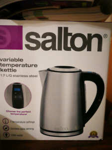 New kettle $25