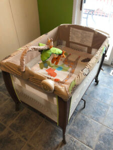 Carter's Playpen, Changing Pad and Accessories