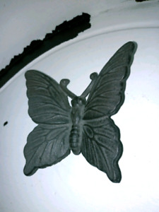 Cast Iron Butterfly