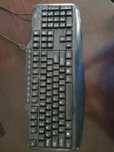 Keyboard (USB)