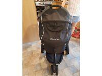 Quinny Moodd Devotion Travel System