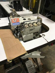 Used Brother Industrial Serger