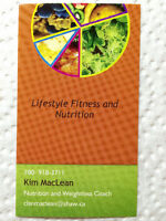 Lifestyle Fitness and Nutrition