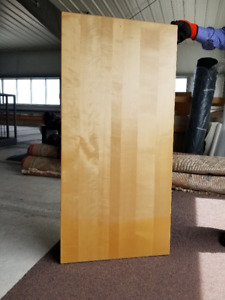2 Ikea door panels