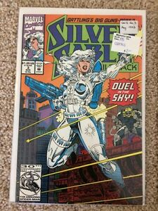 Silver Sable & the Wild Pack Comics  London Ontario image 1