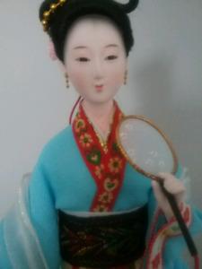 Beautiful Asian doll,