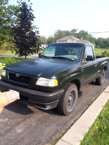 Ford Ranger / Mazda B3000 1998 with cap! Estested