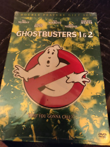 Ghostbusters 1+2 Gift Set