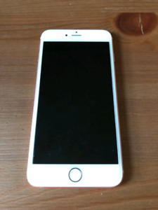 Excellent condition iPhone 6s+ 128gb, Rose gold