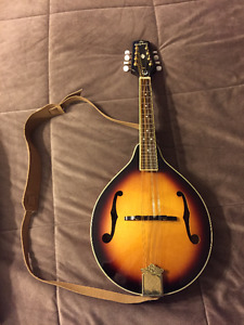 Epiphone A-Model Mandolin