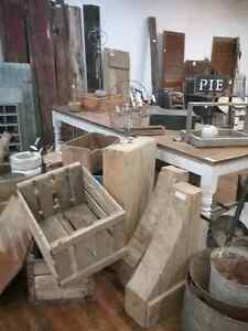 Harvest tables, ladders, doors, windows, barn boards & more  Kitchener / Waterloo Kitchener Area image 4