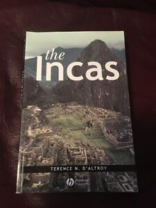 The Incas UofC Anthropology Textbook