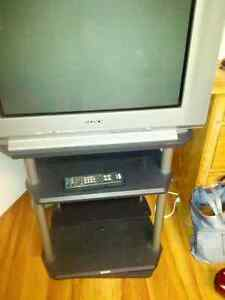 """Sony 27"""" TV Remote (stand has been sold) Prince George British Columbia image 2"""
