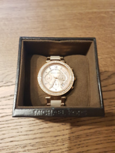 Rose-Gold Michael Kors Women's Watch