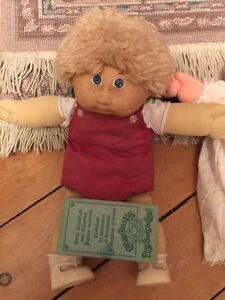 Cabbage Patch Kids $25 and up Peterborough Peterborough Area image 1