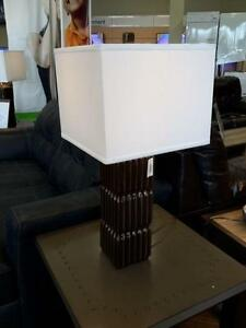 *** USED *** ASHLEY RANISSA LAMP   S/N:51260599   #STORE523
