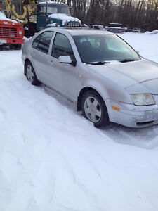 2002 Volkswagen Jetta TDI (Does not Run)