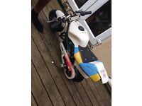 50cc mini Moto non runner £25 ono