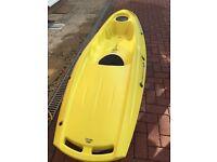 Bic Ouassou Kayak With Extras