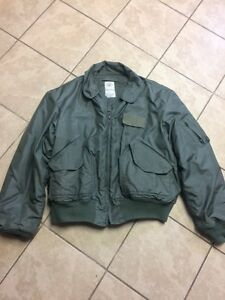 US Air Force bomber jacket
