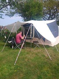 Trigano odyssey gl trailer tent 2012