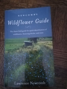 Newcomb's Wildflower Guide (Brand New) - Lawrence Newcomb