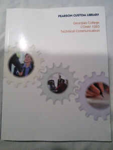 Georgian College GenEd and Comm textbooks