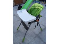 Chicco Baby high chair excellent condition