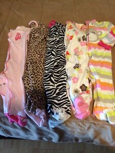 9 month girls (Carters)