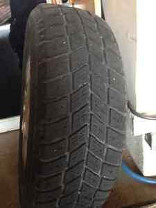 Mazda MPV van tires with rims London Ontario image 2
