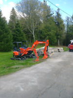 Excavators & Operators For Hire