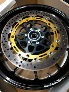 Marchesini Forged wheels Aluminum M10R - BMW S1000rr 2010-2016