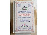 Pre-loved book of timeless tips and recipes