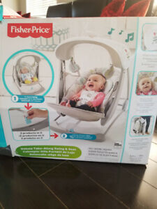 Baby Car seat and Swing