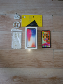 Iphone X Bundle Unlocked 64GB Grey I Phone X Ten