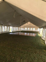 WEDDING TENTS AND ACCESSORIES