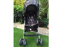 Silver Cross pushchair/stroller