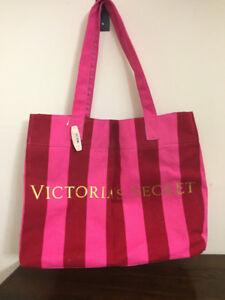 """Authentic """"Victoria's Secret"""" beach bag, with tag. Original pric"""