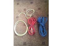 Amp wiring kit