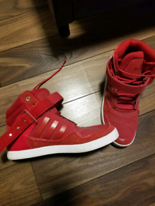 Mens adidas and DC shoes