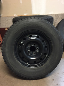 SUV Winter Tire Package