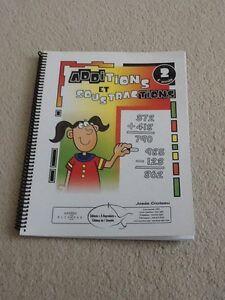 Additions et soustractions 2 (4e année)