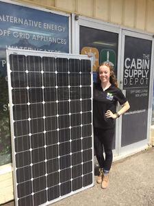 235 watt Solar Panels $1/watt