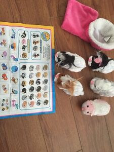 Zhuzhu pets hamsters and accessories