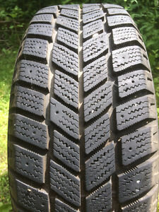 Amazing Condition Snow Tires with Rims