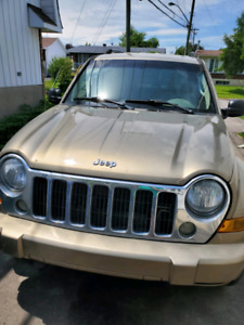 Jeep liberty 2006 4x4