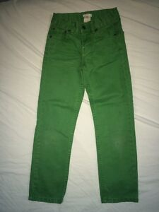 Size 7 boys pants, 4 pairs
