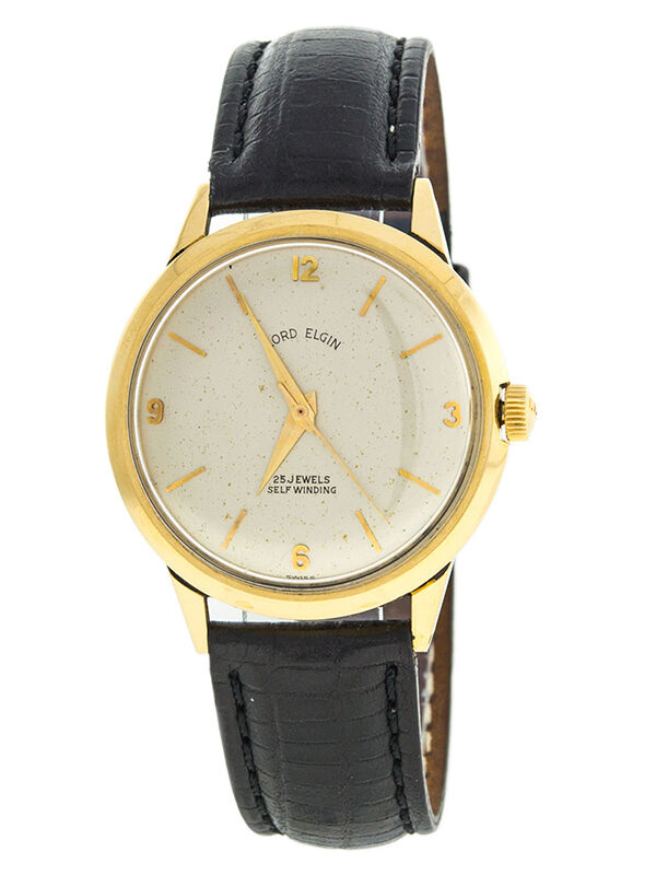 top 3 elgin watches for formal events as the suggests lord elgin watches were a line of wrist watches designed specifically for men many were made leather straps but there are some